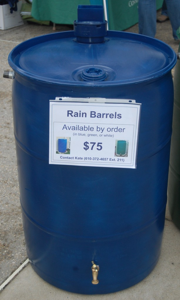Berks County Conservation District Rain Barrel