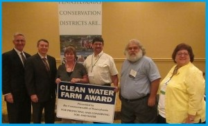 BAD farm Clean Water Award