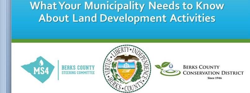 Land Development Activities and Municipalities